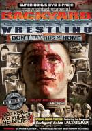 Backyard Wrestling: Dont Try This At Home - Super Bonus DVD 3 Pack