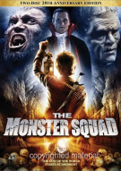 Monster Squad, The: 20th Anniversary Edition