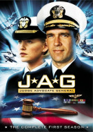 JAG: The Complete Seasons 1 - 4