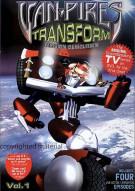 Van-Pires Transform: Mission Demolition - Vol. 1