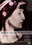 Anna Akhmatova File, The
