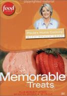 Paulas Home Cooking With Paula Deen: Memorable Treats