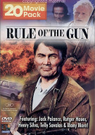 Rule Of The Gun: 20 Movie Pack