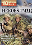 Heroes Of War: 10 Movie Pack