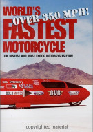 Worlds Fastest Motorcycle