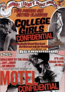 Johnny Legends Deadly Doubles Volume 5: College Girls Confidential / Motel Confidential