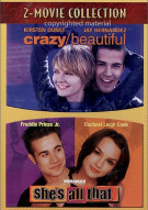 Crazy / Beautiful / Shes All That (Double Feature)