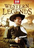 Western Legends: 50 Movie Pack