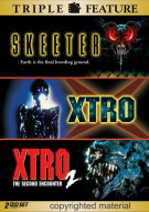 Skeeter / Xtro / Xtro II (Triple Feature)
