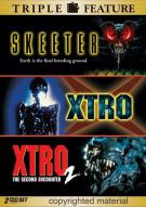 Skeeter / Xtro / Xtro II (Triple Feature)