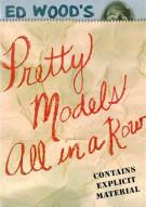 Pretty Models All In A Row