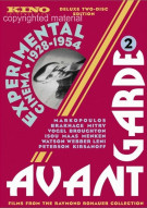 Avant Garde: Experimental Cinema 1928 - 1954