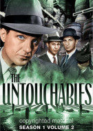 Untouchables, The: Season 1 - Volume 2