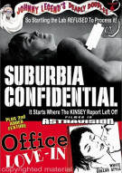 Johnny Legends Deadly Doubles Volume 6: Suburbia Confidential / Office Love-In