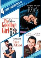 4 Film Favorites: Romance