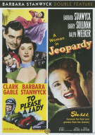 To Please A Lady / Jeopardy (Double Feature)