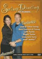 Swing Dancing For Beginners: Volume 1
