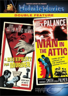 Blueprint For Murder / Man In The Attic (Double Feature)