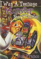 I Was A Teenage Monster Shirt Painter