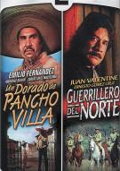 Dos Peliculas Mexicanas: Un Dorado De Pancho Villa & Guerrillero Del Norte