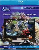 HDScape Exotic Saltwater Aquarium