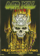Overkill Live: Wrecking Everything - An Evening In Asbury Park