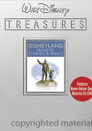 Disneyland: Secrets, Stories & Magic - Walt Disney Treasures Limited Edition Tin