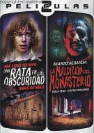 Dos Peliculas Mexicanas: Una Rata En La Obscuridad & La Maldicion Del Monasterio