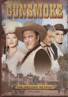 Gunsmoke: The Second Season - Volume One