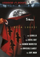 Horror Classics: Volumes 1 - 3