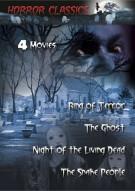 Horror Classics: Volumes 7 - 9