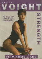 Karen Voight: Firm Arms & Abs