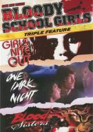 Bloody School Girls Triple Feature