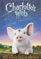 Charlottes Web (2006) / Lemony Snickets A Series Of Unfortunate Events (2 Pack)