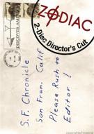 Zodiac: Directors Cut