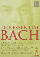 Essential Bach, The