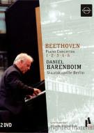 Barenboim: Beethoven Piano Concertos Nos. 1-5