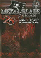 Metal Blade Records: 25th Anniversary