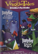 Veggie Tales: Double Feature - LarryBoy And The Fib From Outer Space / LarryBoy And The Rumor Weed
