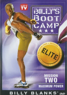 Billys BootCamp Elite: Mission Two - Maximum Power