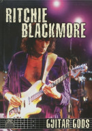 Ritchie Blackmore: Guitar Gods Book / DVD Set