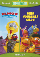 Sesame Street: Musical Adventure / Sing Yourself Silly! (Double Feature)