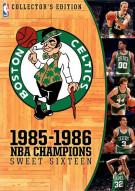 NBA Boston Celtics 1985 - 1986