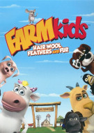 FARMkids: Hair, Wool, Feathers And Fur