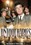 Untouchables, The: Season 2 - Volume 1
