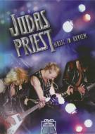 Judas Priest: Music In Review Book / DVD Set