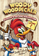 Woody Woodpecker And Friends Classic Cartoon Collection, The: Volume 2