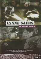 Lynne Sachs: 10 Short Films - Volume 3