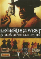 Legends Of The West: 8 Movie Collection