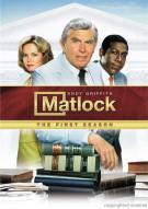 Matlock: The First Season